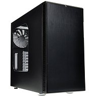 FRACTAL Define R4 Black Pearl - Window