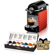 NESPRESSO Krups Pixie Electric Red XN3006