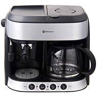 ROHNSON Espresso a kávovar 2v1 R-970