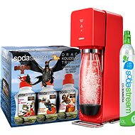 SodaStream Source Red new LE Dragon