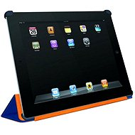 Macally Protective Cover & Stand Blue