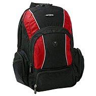 "Samsonite Wander 3 Moscow Laptop Backpack 17"" červený"