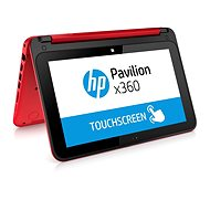 HP Pavilion 11-n003sc x360 Brilliant Red
