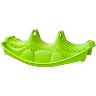 Houpačka krokodýl pro 3 děti
