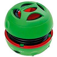 RAIKKO Dance Vacuum Speaker zelený