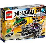LEGO Ninjago 70722 OverBorgův útok