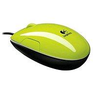 Logitech LS1 Laser Mouse žlutá
