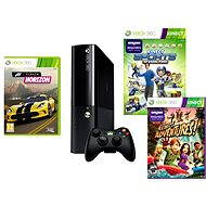 Microsoft Xbox 360 250GB Kinect Bundle + Forza Horizon + Kinect Sports 2 + Kinect Adventures (Reface