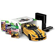 Microsoft Xbox 360 250GB Kinect Bundle + Kinect Adventures + Dance Central 3 + Forza Horizon (Refac