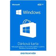 Microsoft Windows Gift Card 400 CZK