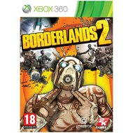 Xbox 360 - Borderlands 2 (Ultimate Limited - Deluxe Loot Locker)