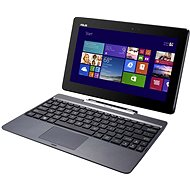ASUS Transformer Book T100TA 32GB šedý + dock s 500GB HDD