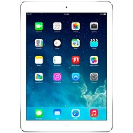iPad Air 16GB WiFi Silver & White
