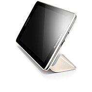 Lenovo IdeaTab S5000 Folio Case and Film Champagne