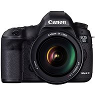 Canon EOS 5D Mark III. body + objektiv EF 24-105mm F4 LIS USM + Lightroom 5
