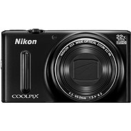Nikon COOLPIX S9600 black