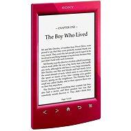 Sony PRS-T2 ENG červená