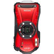 PENTAX RICOH WG-20 Red + pouzdro + plovací řemínek + 8GB paměťová karta