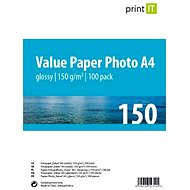 PRINT IT Paper Photo Glossy A4 100 listů