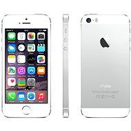 iPhone 5S 16GB (Silver) stříbrný