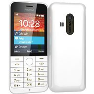 Nokia 220 bílá Dual SIM