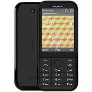 Nokia 225 černá Dual SIM