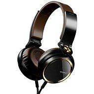 Sony MDR-XB600 zlatá