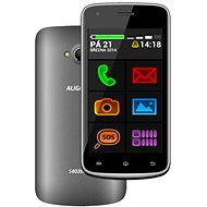 Aligator S4020 Senior Grey Dual SIM