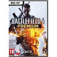 Battlefield 4 CZ (Premium Service)
