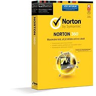 Symantec Norton 360 2014 CZ (1 User 3 PC)